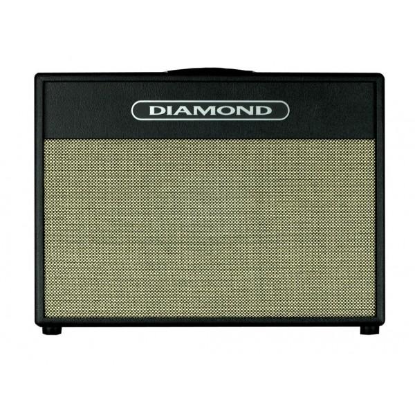 Diamond DA 2x12 Open Back Cabinet