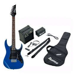 Ibanez IJRG200U Blue New Jumpstart