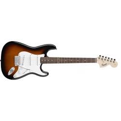 Электрогитары Fender Squier Affinity Stratocaster Rw Brown Sunburst - 1