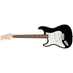 Fender Standard Stratocaster Lh Rw Black Tint