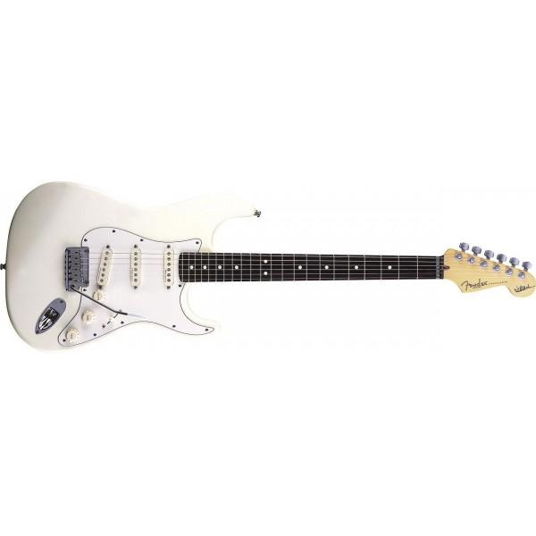 Fender Jeff Beck Stratocaster Olympic White