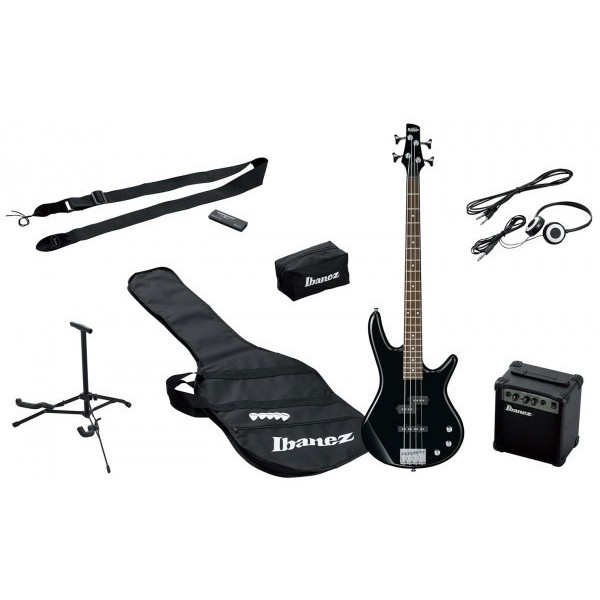 Ibanez IJSR190U Bass Jumpstar Black