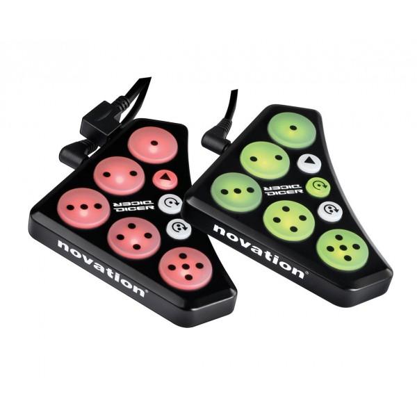 DJ контроллеры Novation Dicer - 1