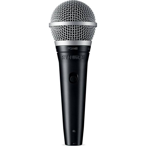 Вокальные микрофоны Shure Pga48-qtr-e - 1
