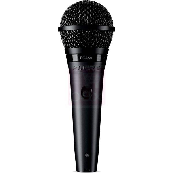 Вокальные микрофоны Shure Pga58-qtr-e - 1