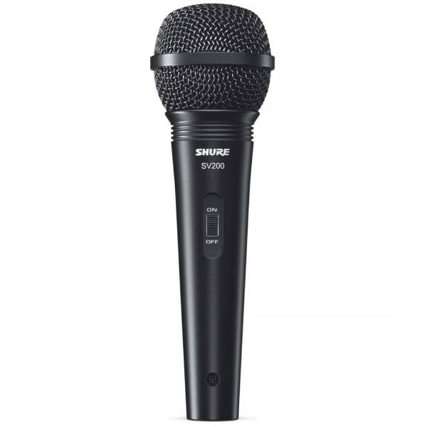 Вокальные микрофоны Shure Sv200-a - 1