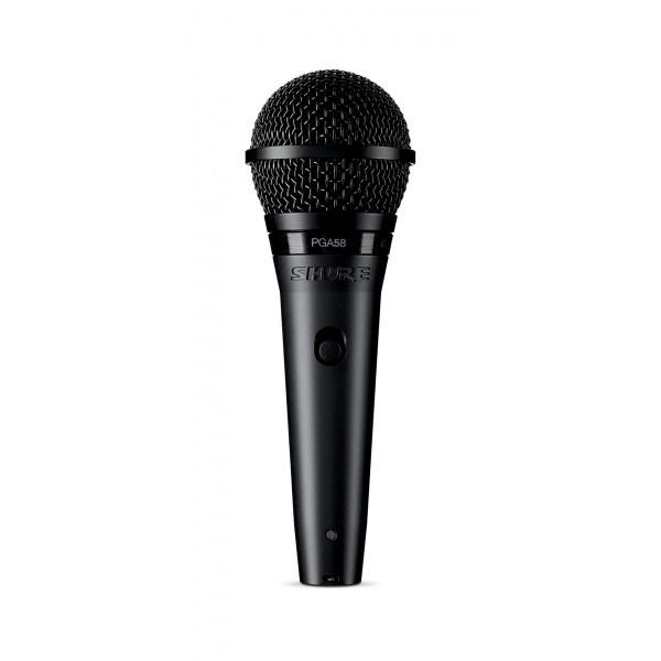 Вокальные микрофоны Shure Pga58-xlr-e - 1