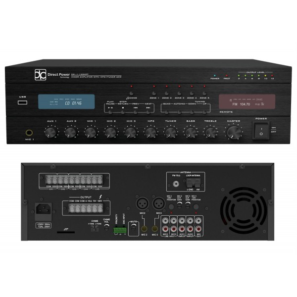 Direct Power Technology Dp-1x120mpt