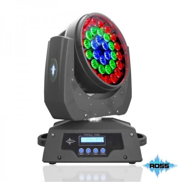Ross Terret LED Wash RGBW 36X10W