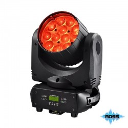 Ross Buzzi LED Zoom RGBW 12X15W