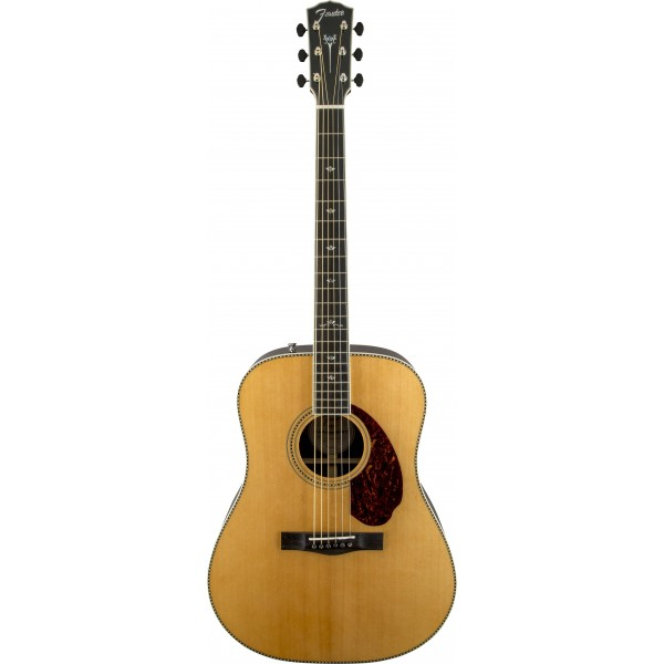 Fender Pm-1 Deluxe Dreadnought Nat