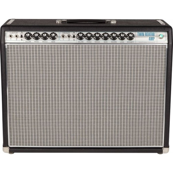 Fender '68 Custom Twin Rever 2x12` Celestion® G12v-70