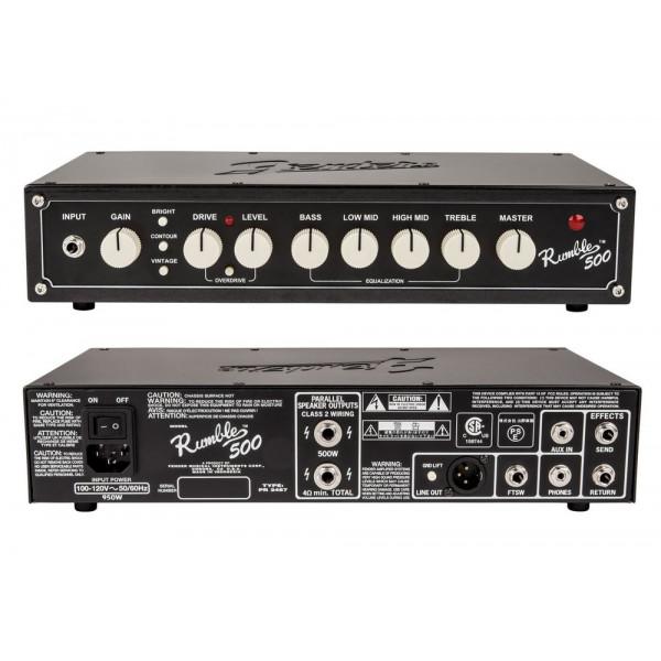 Fender Rumble 500 Head (v3)