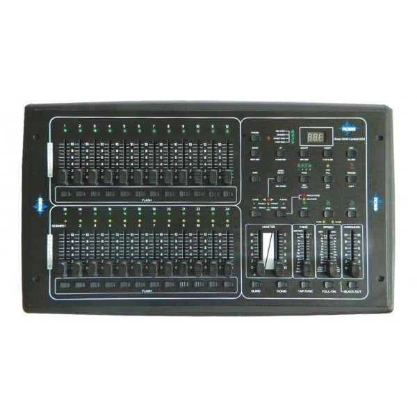 Ross DMX Control 1224