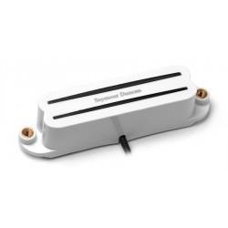 Seymour Duncan Shr-1b Hot Rails For Strat White