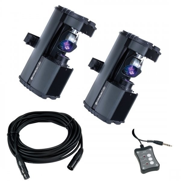American DJ Comscan LED System