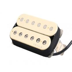 Звукосниматели для гитар Tesla PLASMA-7/Cream/BR - 1