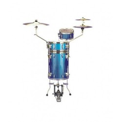 Peace DP-MHTK Manhattan Metallic Blue