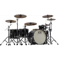 Drumcraft Series 8 Rock Electric Black