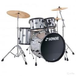 Sonor SMF 11 Combo Set WM 13070 Smart Force Brushed Chrome