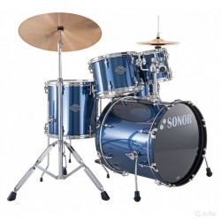 Sonor SMF 11 Studio Set WM 13004 Smart Force Brushed Blue