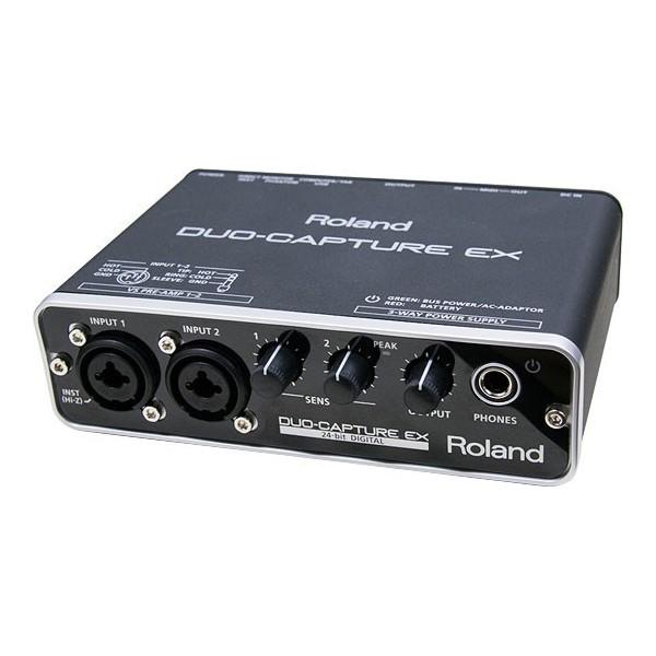 Roland UA-22 USB (Duo-Capture EX)