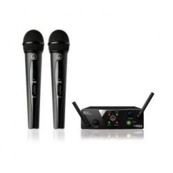 Радиосистемы c микрофоном AKG WMS40 Mini2 Vocal Set US45 - 1