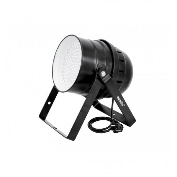 EUROLITE LED PAR-64 RGBA 10 mm Floor black