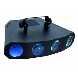 EUROLITE LED QDF-4 RGBW DMX