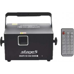 STAGE4 GRAPH SD 3DA 500RGB