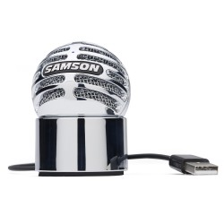 Samson Meteorite Chrome USB