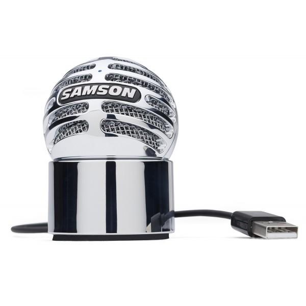 Samson Meteorite Chrome USB