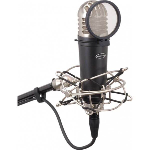 Студийные конденсаторные микрофоны Samson MTR101A - 1