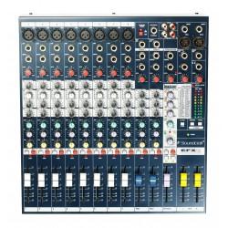 Микшерные пульты с процессором эффектов Soundcraft EFX8 - 1