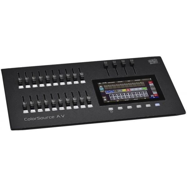 ETC ColorSource 20 AV console