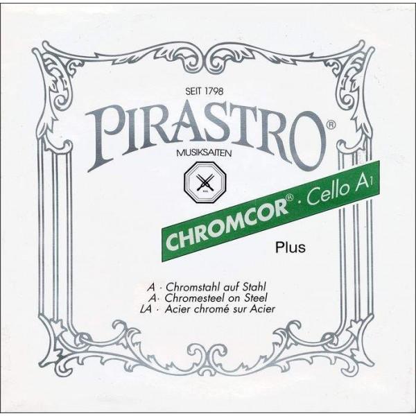 Pirastro 339920 Chromcor PLUS 4/4 Cello