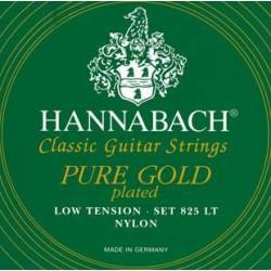 Hannabach 825LT Green PURE GOLD