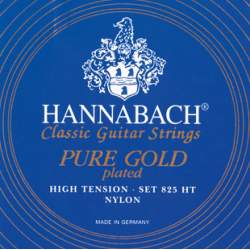 Hannabach 825HT Blue PURE GOLD
