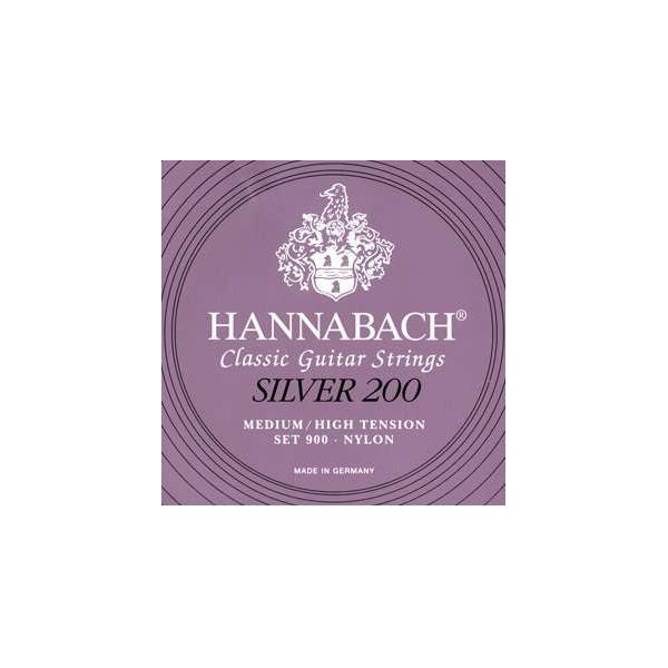 Hannabach 900MHT SILVER 200