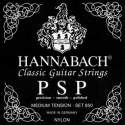 Hannabach 850MT Black PSP