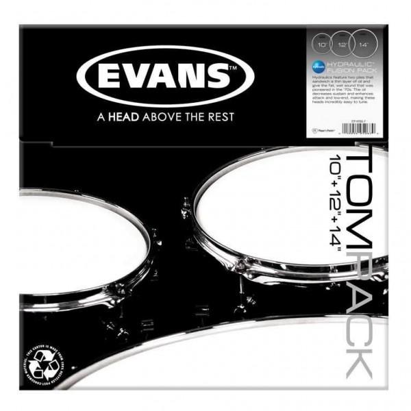 Evans ETP-HYDGL-F Hydraulic Glass Fusion