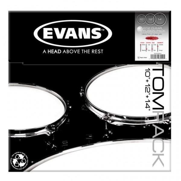 Evans ETP-EC2SCLR-F EC2 Clear Fusion