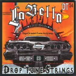 La Bella DT54 Drop Tune