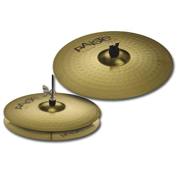 Paiste 000014ES14 101 Brass Essential Set