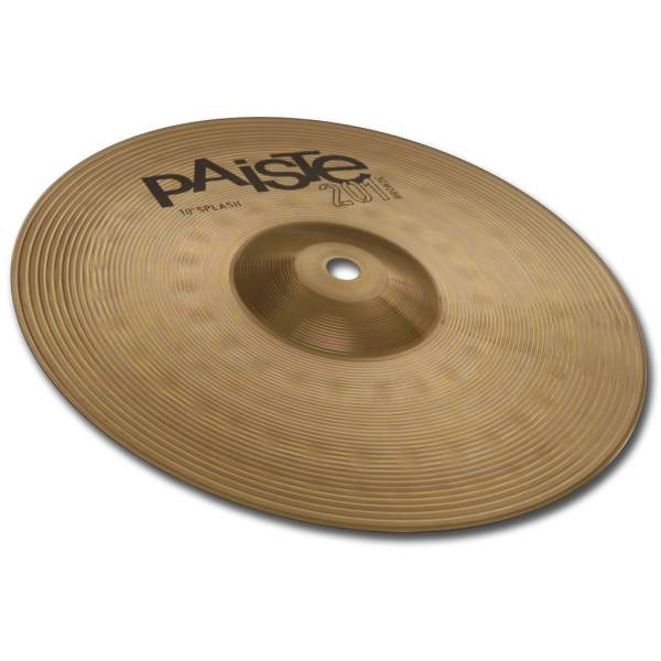 Paiste 0000152210 201 Bronze Splash