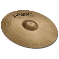 Барабанные тарелки Paiste 0000151418 201 Bronze Crash - 1