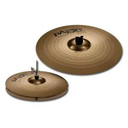 Paiste 000015ES14 201 Bronze Essential Set