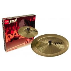 Барабанные тарелки Paiste 000063FXPK PST 3 Effects Pack - 1