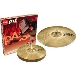 Paiste 000063ES14 PST 3 Essential Set