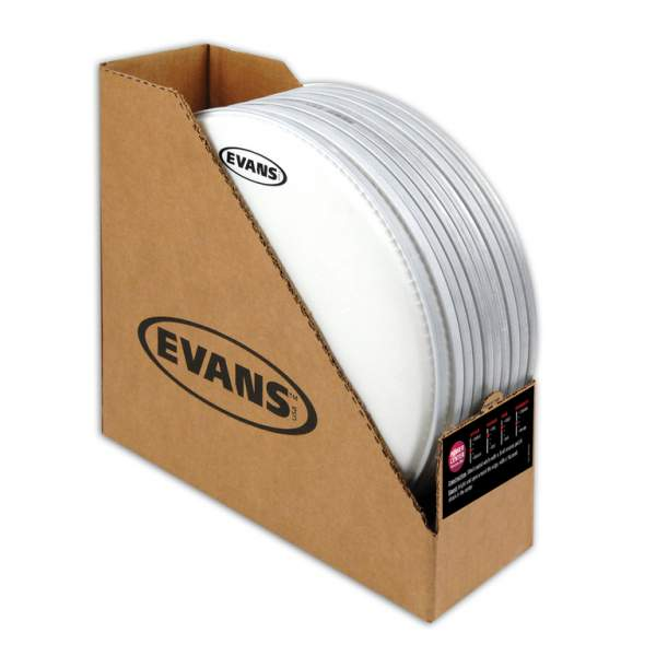 Evans B14G1RD-B Power Center Reverse Dot
